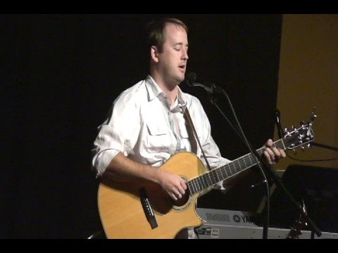 Andy Gullahorn at the Bridge Acoustic Cafe