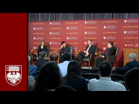 U.S. - China Forum: Confronting Environment & Climate Challenges: The Human Toll and Path Forward