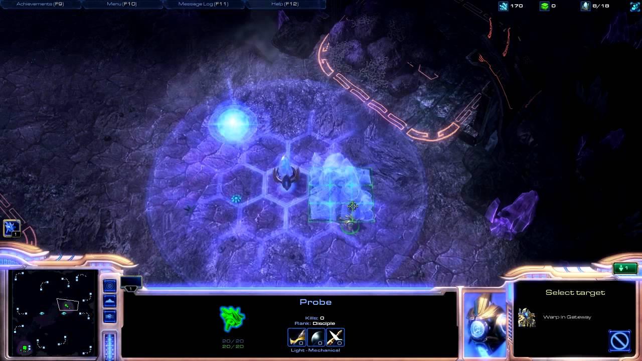 Starcraft matchmaking