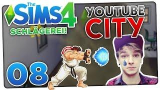 ARDY wird VERPRÜGELT! YouTube City - Sims 4 #08 | ungespielt