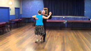 Sophie Quickstep Sequence Dance