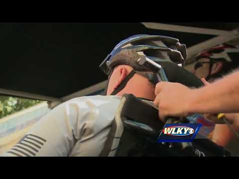 Wounded Warriors host soldier ride