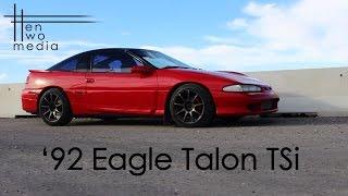 Built Eagle Talon TSi AWD   Video Shoot