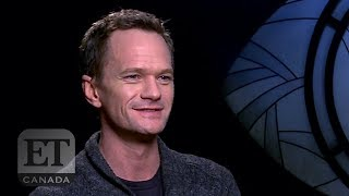 Neil Patrick Harris On Playing Count Olaf In 'A Series Of Unfortunate Events'