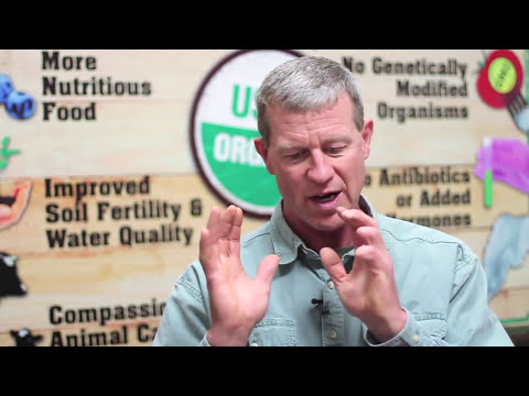 Why Organic? with Jim Riddle
