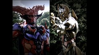 Power Rangers Mystic Force - Leanbow and Daggeron's History | Episode 22