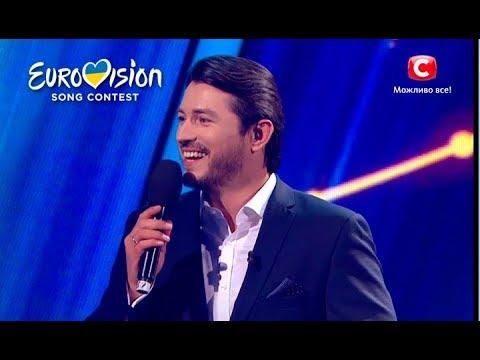 Лучшие шутки Сергея Притулы на Евровидении 2018 (Часть 1)