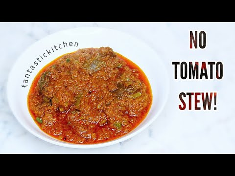 How to make a very tasty and delicious carrot stew! No tomato stew!