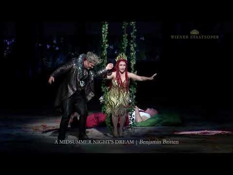 Thumbnail of Brook/Britten: A Midsummer Night's Dream from the Wiener Staatsoper