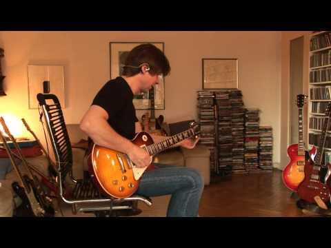 2009 aged Gibson Les Paul Custom Shop