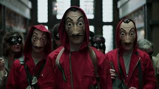 La Casa De Papel (Money Heist) TV Series Trailer