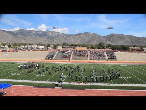 Volcano Vista High School Pageant of Bands 2014