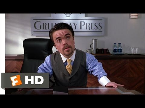 The Angry Elf - Elf (5/5) Movie CLIP (2003) HD