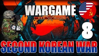Wargame: Red Dragon -Campaign- Second Korean War: 8