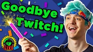 GTeaLive: Will Ninja Leaving Twitch Change Everything?