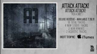 Watch Attack Attack! Pick A Side video