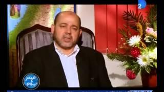 موسى ابو مرزوق.. حل الخلاف حول سيطرة حماس على المعابر بعودة جميع الموظفين القدامة