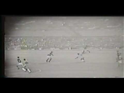 Brazil v Mexico 31-10-1968 Maracana