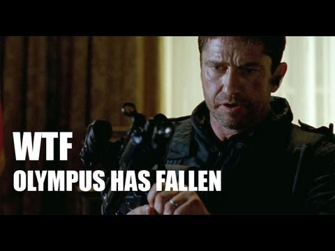 Olympus Has Fallen Is Retarded... video