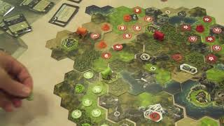 Sid Meier's Civilization A New Dawn Preview (Gen Con 2017)