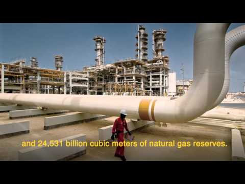How much oil and gas does Qatar have?