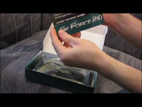 PNY NVIDIA GeForce GTS 450 1GB Graphics Card Unboxing & First Look Linus Tech Tips | How To Make ...