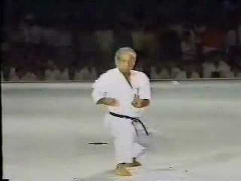 ******1990 Okinawan Karate ~ Kobudo Festival Demonstrations (p-6) Image 1