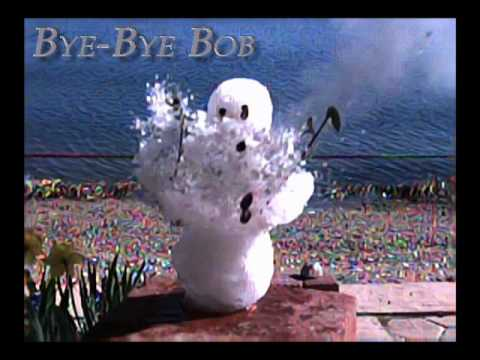 Bye-Bye Bob Explodes in Slow motion - UltraSlo