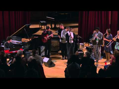 NEC Jason Moran Ensemble: Fats Waller-Ain't Misbehavin'
