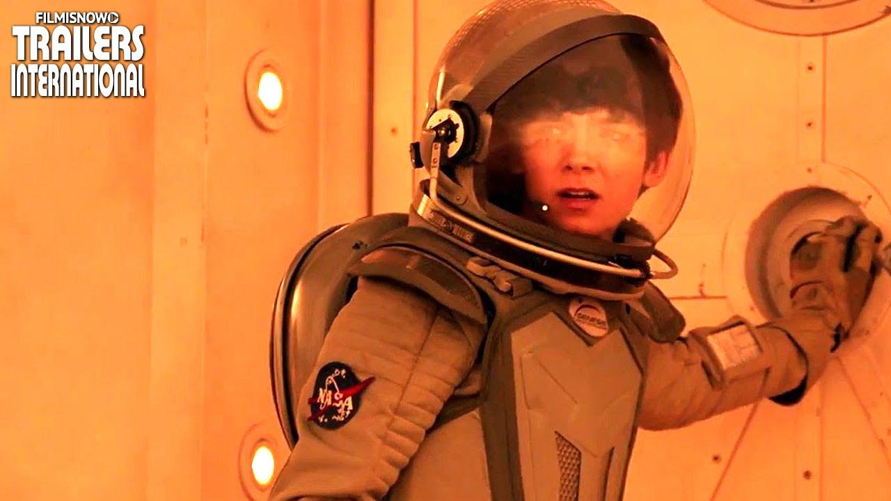 O Espaço Entre Nós  com Asa Butterfield, Britt Robertson | Trailer Oficial [HD]