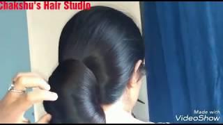 LONG HAIR BUN DROP Challenge/long  hair bun play/Best Bun Drop Challenge Compilation