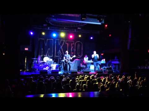 My Electric Heart - It's Tonight live at Revolution Live w/ MKTO, Action Item 7/29/14