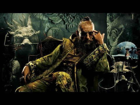 Iron Man 3: The Mandarin Quotes