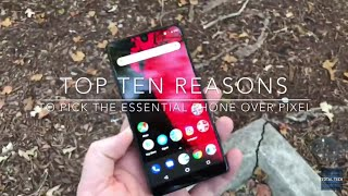 Ten Reasons the Essential Phone is the best replacement for the Pixel 2 XL