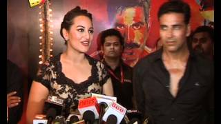 Rowdy Rathore - ROWDY RATHORE SUCCESS PARTY- BollywoodXpresso.com.flv