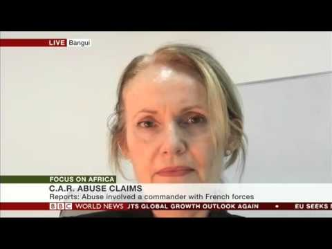 BBC World News - Sexual Violence and Abuse by UN and French Troops in CAR - UN Interview