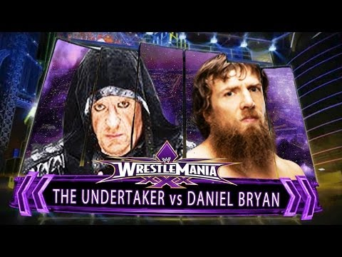 WWE UNDERTAKER'S WRESTLEMANIA 30 OPPONENT | How To Save ...