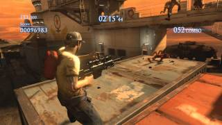 Resident Evil 6 x Left 4 Dead 2 - gameplay trailer
