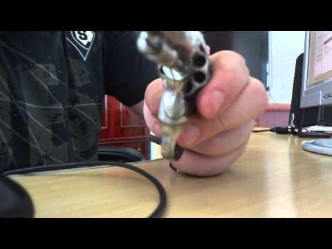 Rossi Revolver Model Princess .22lr - 1080p
