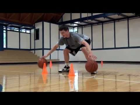 Pure Sweat Online Basketball Training Program - YouTube