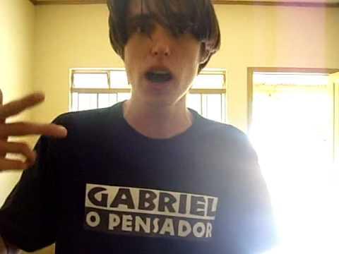 翻唱歌曲的图像 Porca Miséria 由 Gabriel O Pensador