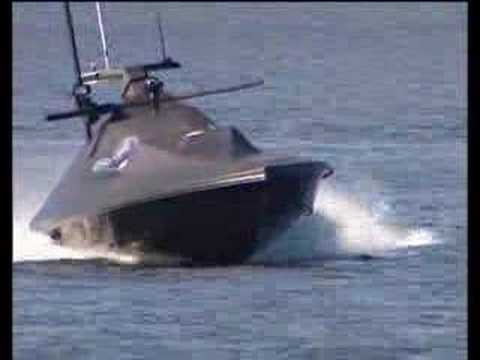 Unmanned Surface Vessel (USV)