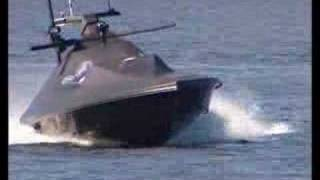 Unmanned Surface Vessel (USV)