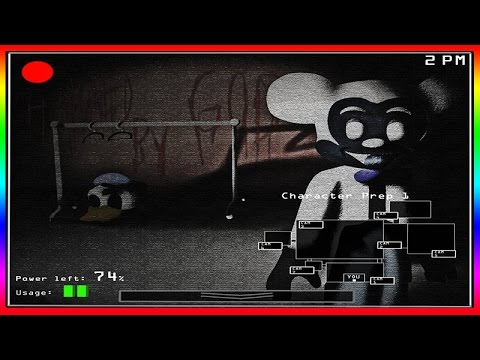 "Five Nights at Freddy's 2 MOD!? ""FIVE NIGHTS AT TREASURE ISLAND"" (HORROR GAME)"