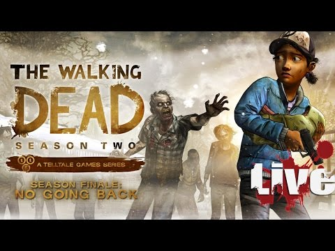 The Walking Dead Adventure Game Season 2: Episode 5 No Going Back (live) video