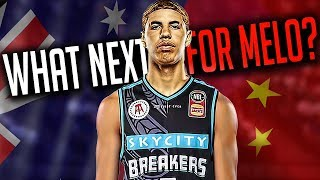 HUGE NEWS: LaMelo Ball To NEW ZEALAND?