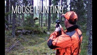 NH: Hirvijahti | Moose hunting in Finland | 2017