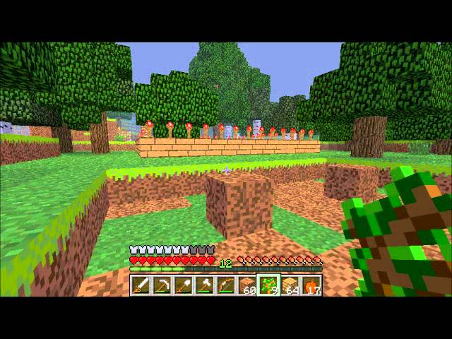 How to make an Apple Farm