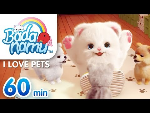 I Love Pets   Badanamu Compilation