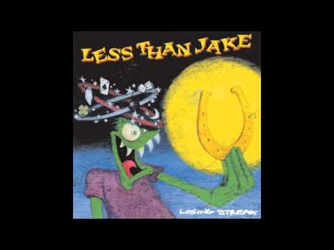 Less Than Jake - Hows my Driving